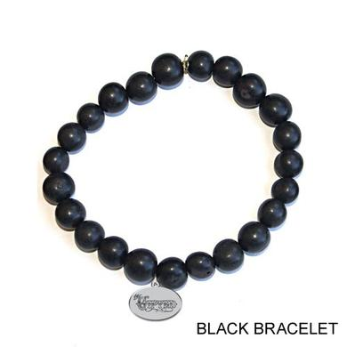 Wale The Gifted Acai Beaded Bracelet