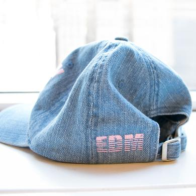 Wale MY PYT EBM Denim Hat