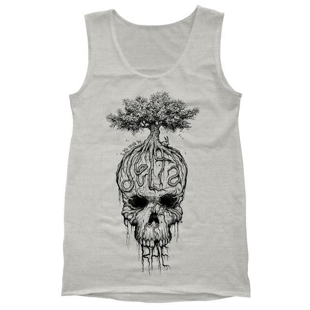 Delta Rae Tree Skull Tank