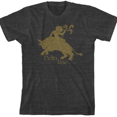 Delta Rae Fire Carrier 2015 Unisex T-Shirt