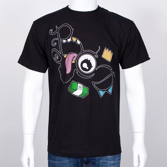 Stalley BC Genius X Ohio Unisex Black T-Shirt