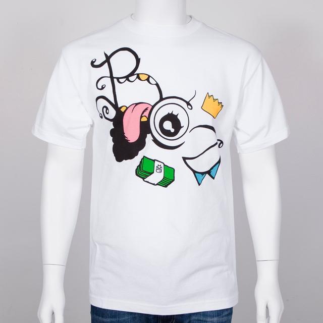 Stalley BC Genius X Ohio Unisex White T-Shirt