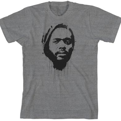 Gary Clark Jr Tagged Portrait T-Shirt
