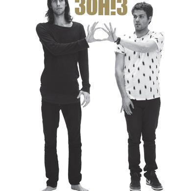 3OH!3 Portrait Photo T-Shirt