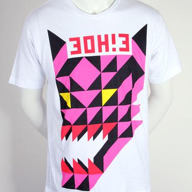3OH!3 Robot Slim Fit T-Shirt
