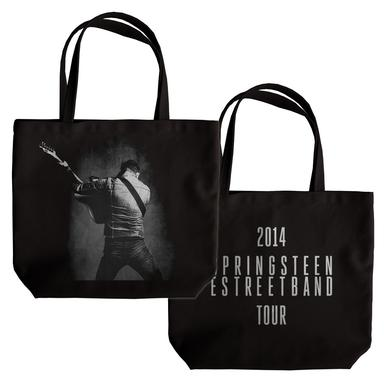 Bruce Springsteen High Hopes 2014 Tour Tote Bag