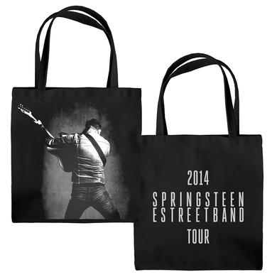 Bruce Springsteen High Hopes 2014 Tour Tote Bag