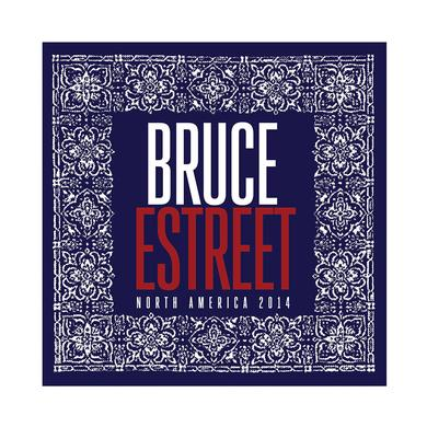 Bruce Springsteen North America 2014 Tour Bandana