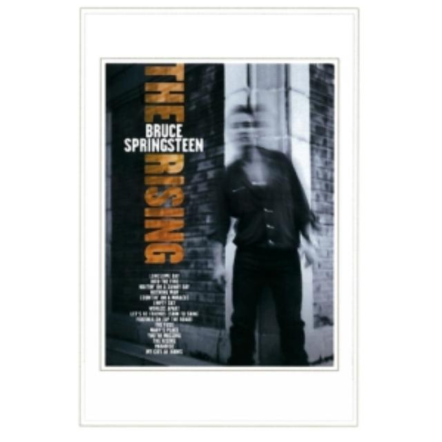 Bruce Springsteen 'The Rising' Lithographic Print* - Limited Collector's Edition 1/1000