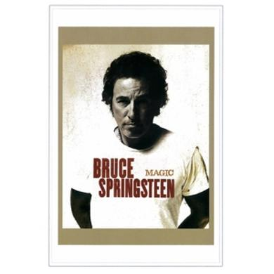 Bruce Springsteen 'Magic' Lithographic Print* - Limited Collector's Edition 1/1000