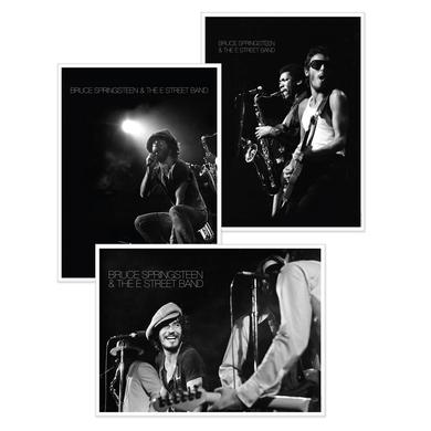 Bruce Springsteen Exclusive Lithographic Print Set - Live At The Bottom Line In NYC, 1974/1975 (1-150)