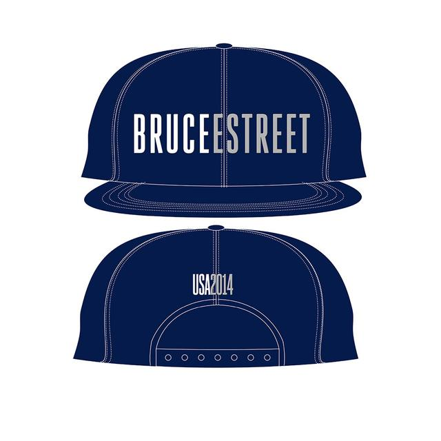 Bruce Springsteen High Hopes Tour 2014 Hat