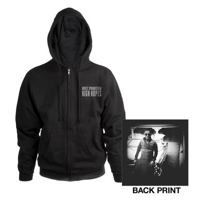 Bruce Springsteen High Hopes Zip-Up Hoodie