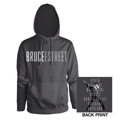 Bruce Springsteen High Hopes AUS/NZ 2014 Tour Hoody