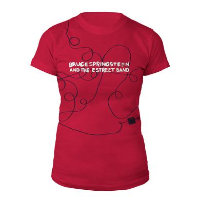 Bruce Springsteen Plug In Jr. Tee