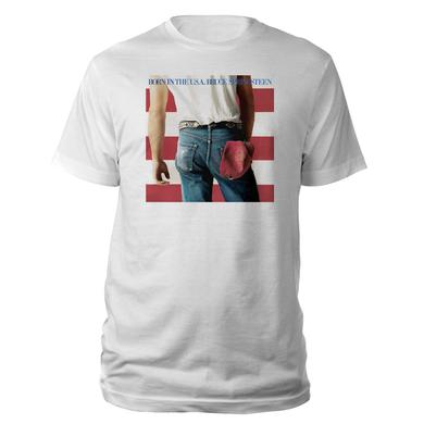 Bruce Springsteen Classic Born In The U.S.A. Tee