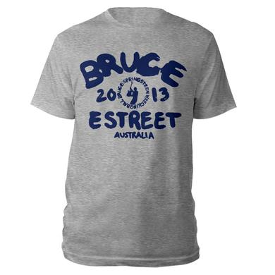 Bruce Springsteen Wrecking Ball Australia Event Tee