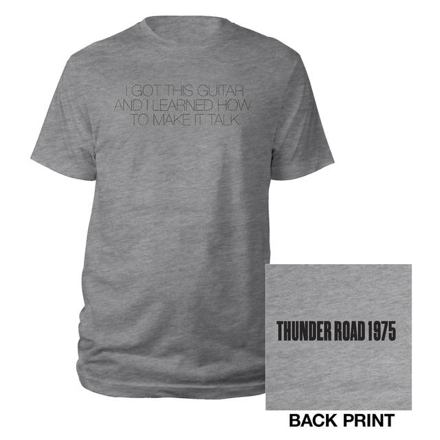Bruce Springsteen Thunder Road '75 Tee