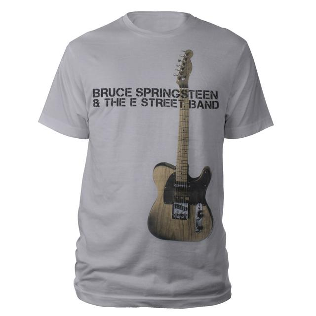 Bruce Springsteen Esquire Guitar Tee