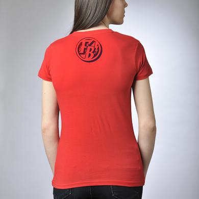Frankie Ballard Juniors Logo T-Shirt