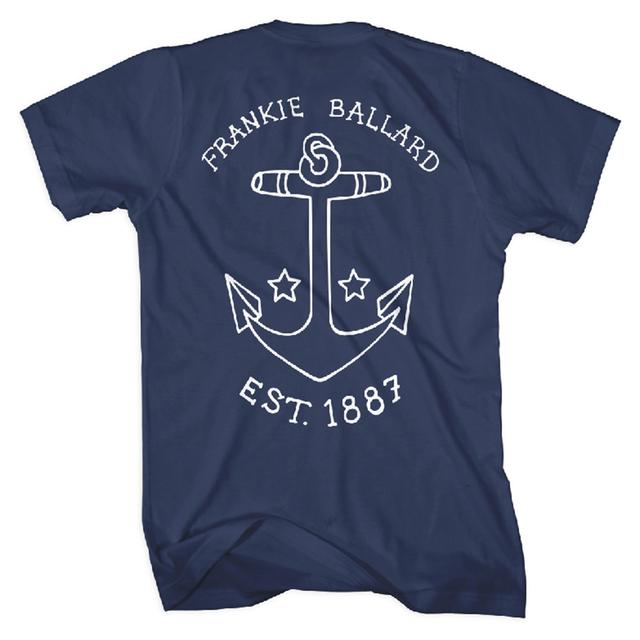 Frankie Ballard Anchored T-Shirt