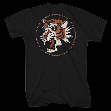 Frankie Ballard Tiger Pocket T-Shirt