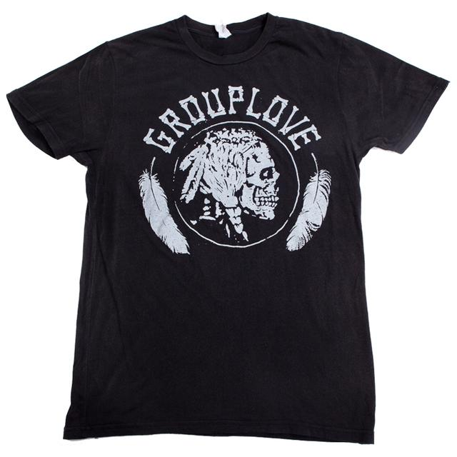 Grouplove Love Skull T-Shirt