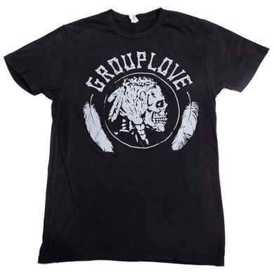 Grouplove Love Skull T-Shirt