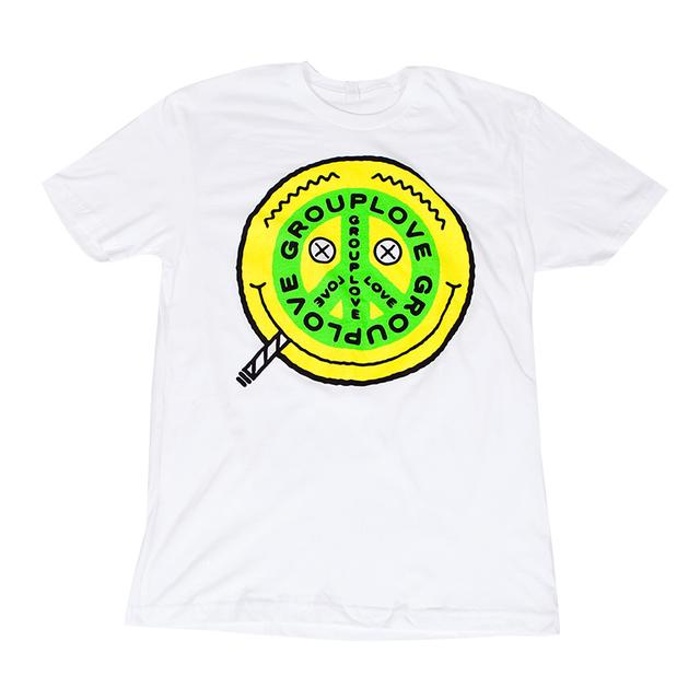 Grouplove Smiley Face T-Shirt