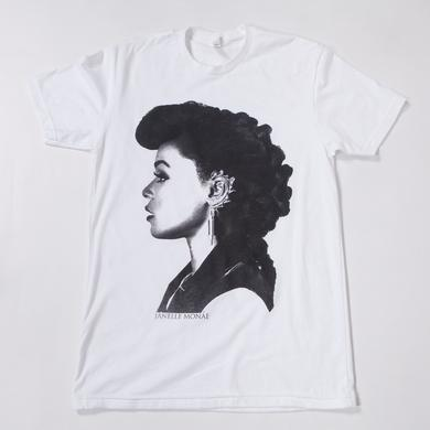 Janelle Monae Profile Slim Fit T-Shirt