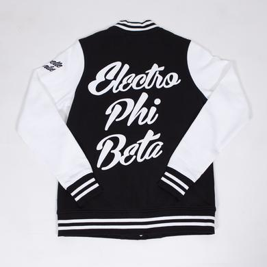 Janelle Monae Ladies Varsity Fleece Jacket