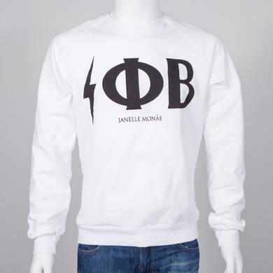 Janelle Monae Electro Phi Beta Sorority Sweatshirt