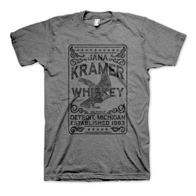 Jana Kramer Whiskey T-Shirt