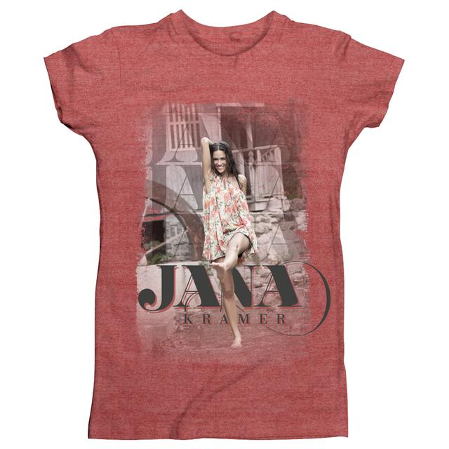 Jana Kramer 2013 Tour T-Shirt