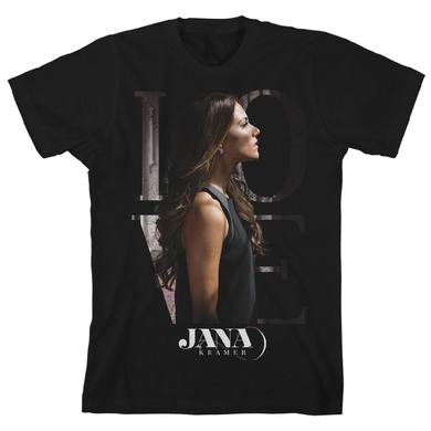 Jana Kramer Love Photo T-Shirt