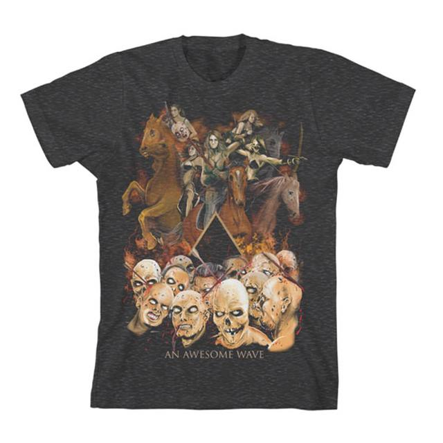Alt-J T-Shirt | An Awesome Wave