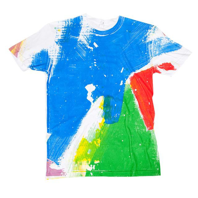 Alt-J T-Shirt | Painted Side