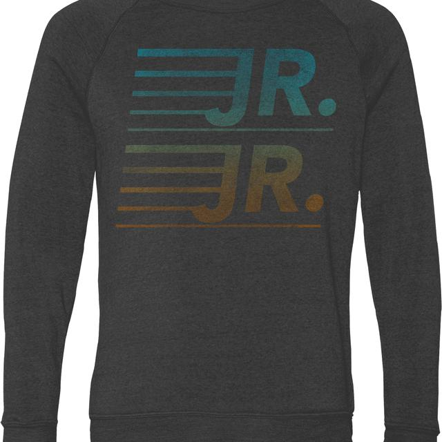 JR JR Stripes Fleece Crewneck