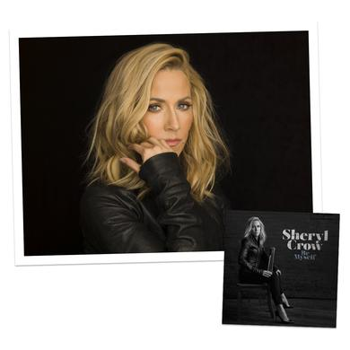 Sheryl Crow Be Myself CD + Lithograph Bundle