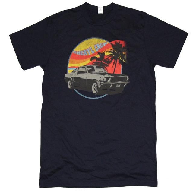 Sheryl Crow Beachside Bullitt T-Shirt