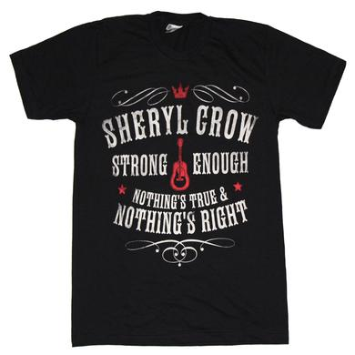 Sheryl Crow Strong Enough T-Shirt