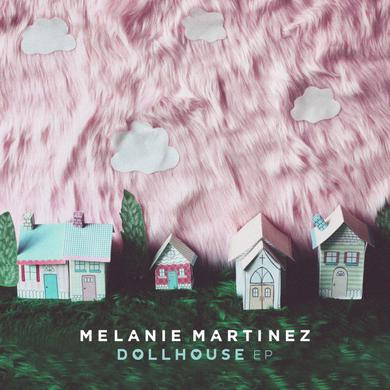 Melanie Martinez Dollhouse (CD EP) (Vinyl)