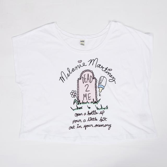 Melanie Martinez Graveyard Dolman Juniors T-Shirt