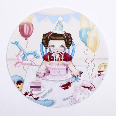 Melanie Martinez Smoking Little Girl Slipmat