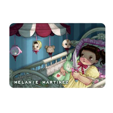 "Melanie Martinez Hanging Heads Fleece Blanket (50""x60"")"