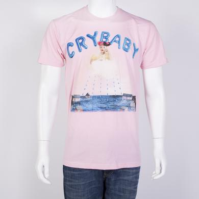 Melanie Martinez Crybaby Cover Pink T-Shirt