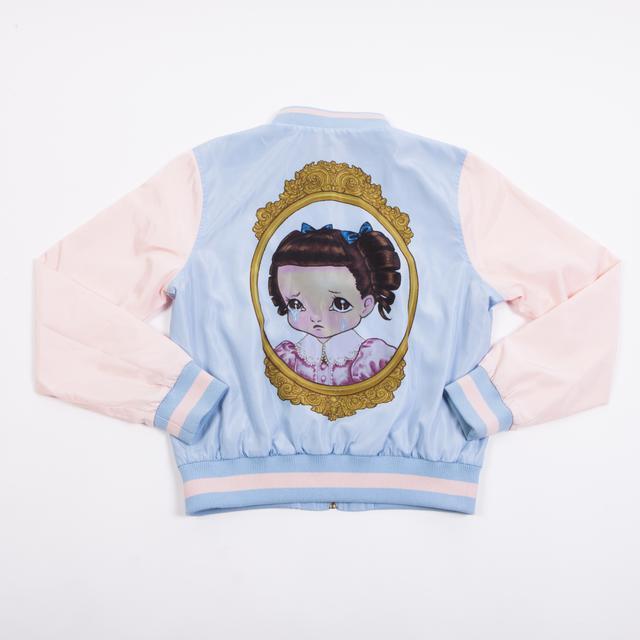 Melanie Martinez Cry Baby Bomber Jacket