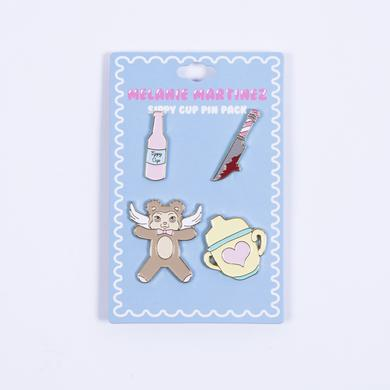 Melanie Martinez Sippy Cup Pin Pack