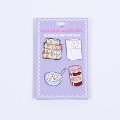 Melanie Martinez Alphabet Boy Pin Pack