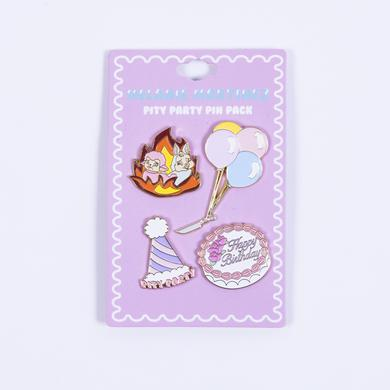 Melanie Martinez Pity Party Pin pack